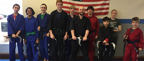 Instructor and Students